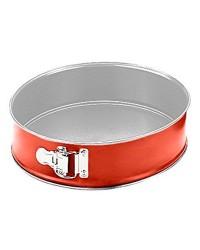 Caja de 6 uds de Molde Savarin Cupra 26 Cms. Aluminio Ibili 370826