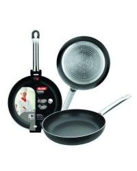 Caja de 6 uds de Sarten Aluminio I-Chef 32 Cm, Valida Para Todas Las Cocinas Ibili 403032
