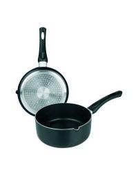 Cazo Aluminio Inducta 20 Cms, Valida Para Todas Las Cocinas Ibili 411020