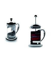 Cafetera Tetera Cristal Embolo 800 Ml Ibili 621808
