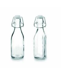 Caja de 6 uds de Botella 0,25 Lt Vintage Ibili 740202