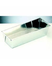 Caja de 6 uds de Molde Cake Acero Estañado 25 Cm Ibili 810525