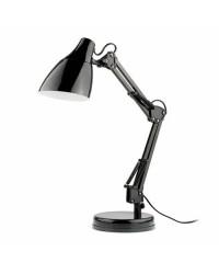 Lampada da scrivania articolata, nero - GRU