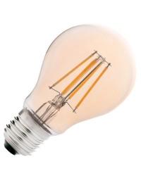 Lampadina LED E27 Standard Filamento 4W 400lm 2200K Ambra
