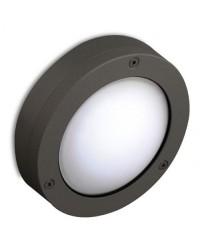 Lampada applique LED grigio scuro da esterno - GAP