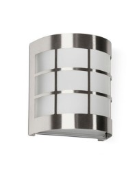 Lampada applique da esterno acciaio inox - AJAX