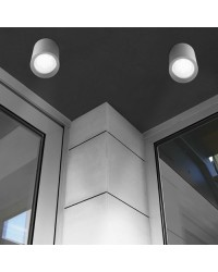 Plaforniera da esterno grigio scuro - COSMOS