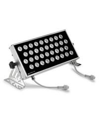 Bagna parete LED 48W 4760LM 5500K color alluminio - RAY