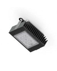 Kit LED 65W 6117LM asimmetrico per sostituzione in lampioni stradali