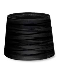 Paralume nero Ø200mm