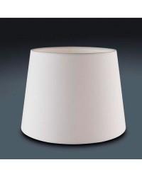 Paralume color bianco Ø330mm