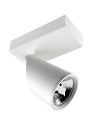 Faretto riflettore AR111 bianco