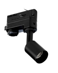 Proiettore a binario AR111/QPAR-16 GU10 nero