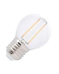 Lampadina LED E27 G45 Filamento 2W 220lm 2700K