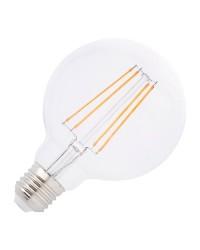 Lampadina LED Globo Filamento E27 4W 470LM 2700K Ø95mm