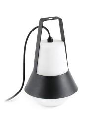 Lampade portatili da esterno Faro CAT nero