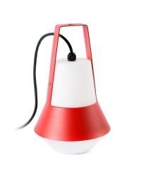 Lampade portatili da esterno Faro CAT rosso