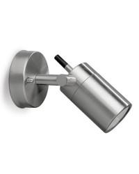 Faretto GU10 Leds-C4 AQUA acciaio inox 304