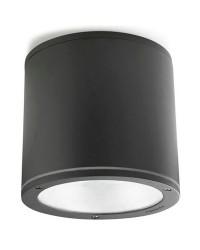 Plafoniera LED GX24d-3 Leds-C4 COSMOS grigio urbano