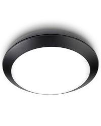 Plafoniera LED 11W 3000K 1122lm Leds-C4 LOFT nero