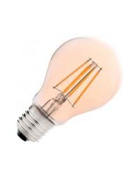 Lampadina LED E27 Filamento ambar 6W 2200K 550Lm Dimmerabile