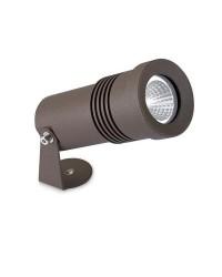 Lampada da esterno LED 3W 396lm 3000K Leds-C4 MICRO marrone IP65