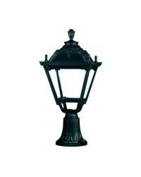Lampioncino da giardino INDURA MEDIUM 4 IP65 GX53 Nero