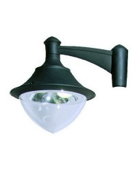 Boccia per Lampioni GUNTHER Ø48 IP65 E27 70W Nero