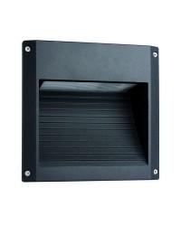 Lampade a incasso da esterno parete ARPA IP65 26W G24 d3 grigio