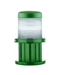 Lampioncini da giardino OMO IP55 60W E27 verde