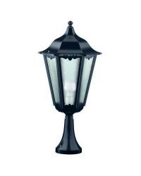 Lampioncini da giardino PIN IP43 70W E27 Bianco Vetro Opaco