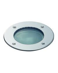 Lampade a incasso da esterno pavimento WALKER IP67 40W E27 Inox