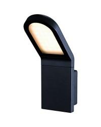 Applique da esterno CASTELLO IP54 LED 9W 646lm 3K Antracite