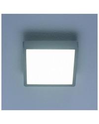 Applique da esterno BLERA SQUARE LED 18W 1107lm 3K Antracite