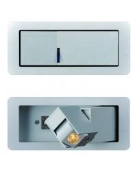 Applique LESING sinistra IP20 LED 3W 240lm 3000K