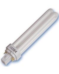 Scatola da 10 lampadine PLC G24q a basso consumo 18W 4200K Luce giorno