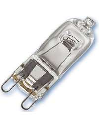 Scatola da 10 lampadine ECO alogene G9 52W (75W)