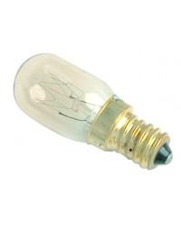 Scatola da 10 lampadine chiare da forno 25W E14 230V