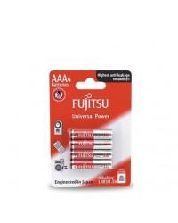 Scatola da 10 confezioni da 4 unità di pile alcaline Fujitsu LR03 / AAA 1.5 V