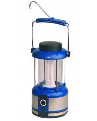 Lanterna da campeggio a basso consumo, batterie ricaricabili