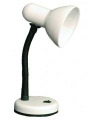 Lampada flessibile da scrivania color rosso - Tubo