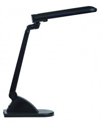 Lampada flessibile da tavolo grigia - Condor