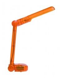 Lampada flessibile arancione da scrivania - Phenix