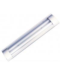Lampada sottopensile con 2 tubi fluorescente T8, 2x18W 637mm