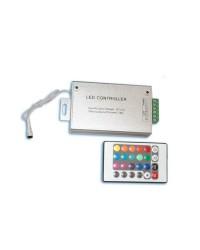 Centralina di controllo LED RGB con telecomando