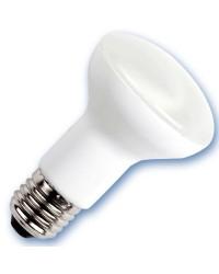 Scatola da 10 lampadine riflettore a basso consumo R63 E27 13W 2700K Luce calda