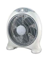 Ventilatore verticale Box Fan 45W 30cm 3 velocità