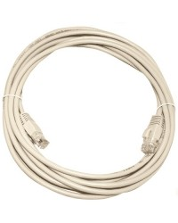 Cavo di collegamento Internet UTP CAT 5e 4.5m - bianco