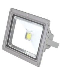 Proiettore LED 50W in alluminio, 3500lm 6000K Luce fredda