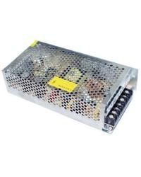 Trasformatore per strisce LED 250W SMD3528 / 5050 220V a 12V 5A.